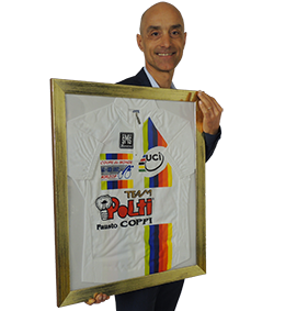 Mauro Gianetti maglia bianca