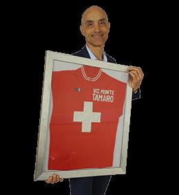 Mauro Gianetti maglia rossa