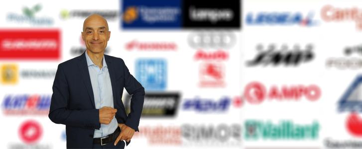 Sponsoring Mauro Gianetti